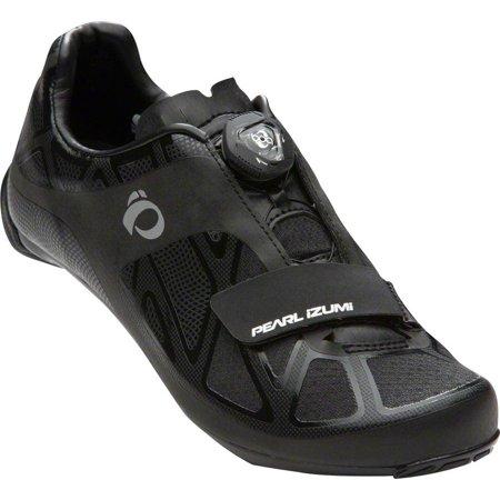 Pearl Izumi Race Road IV Women's Cycling Shoe: Black Euro 37 (Pearl Izumi Cycling Gear)