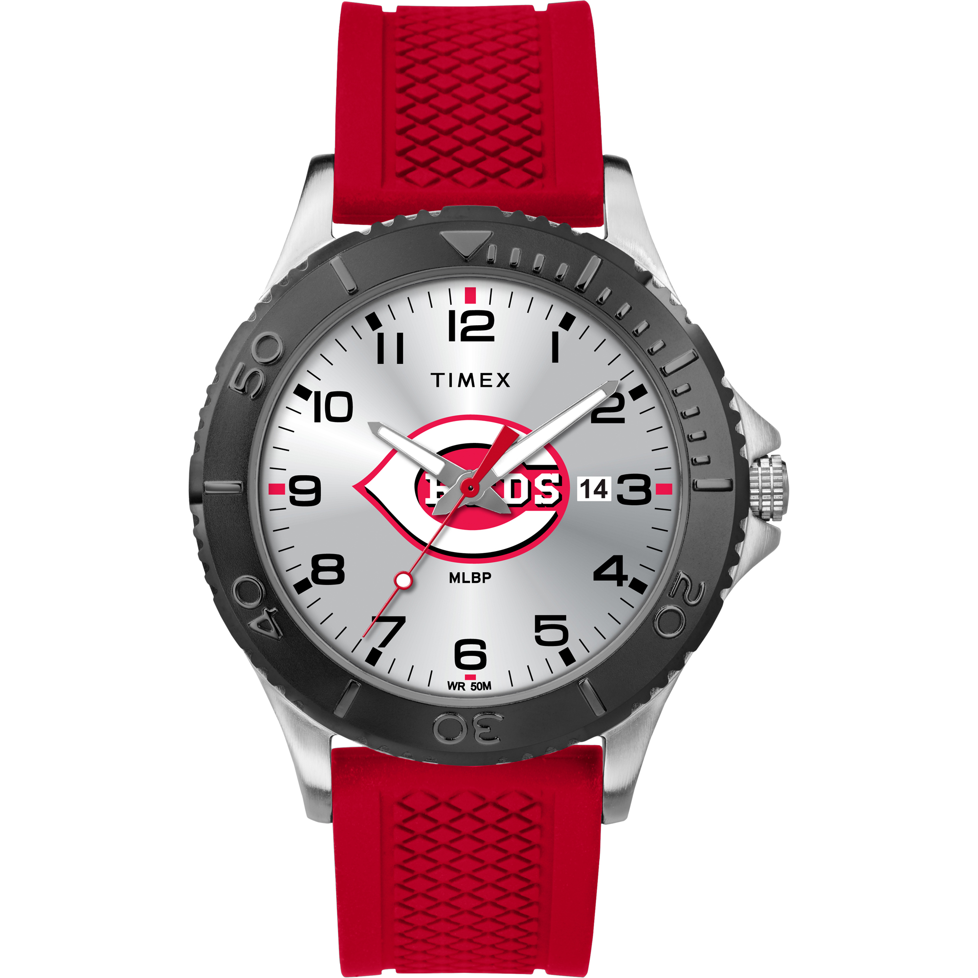Cincinnati Reds Timex Gamer Watch - No Size