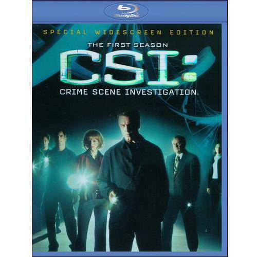 CSI: Crime Scene Investigation - The First Season (Blu-ray) (Widescreen)
