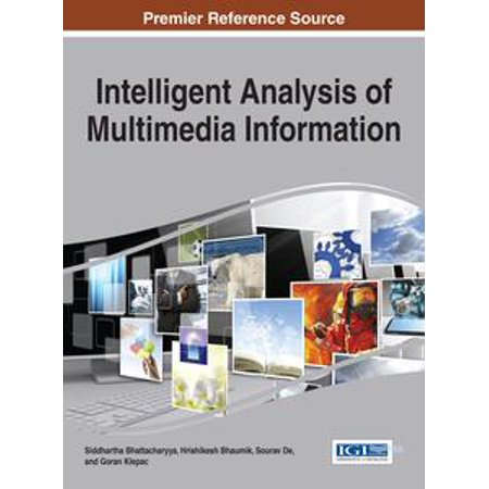 Intelligent Analysis of Multimedia Information - eBook