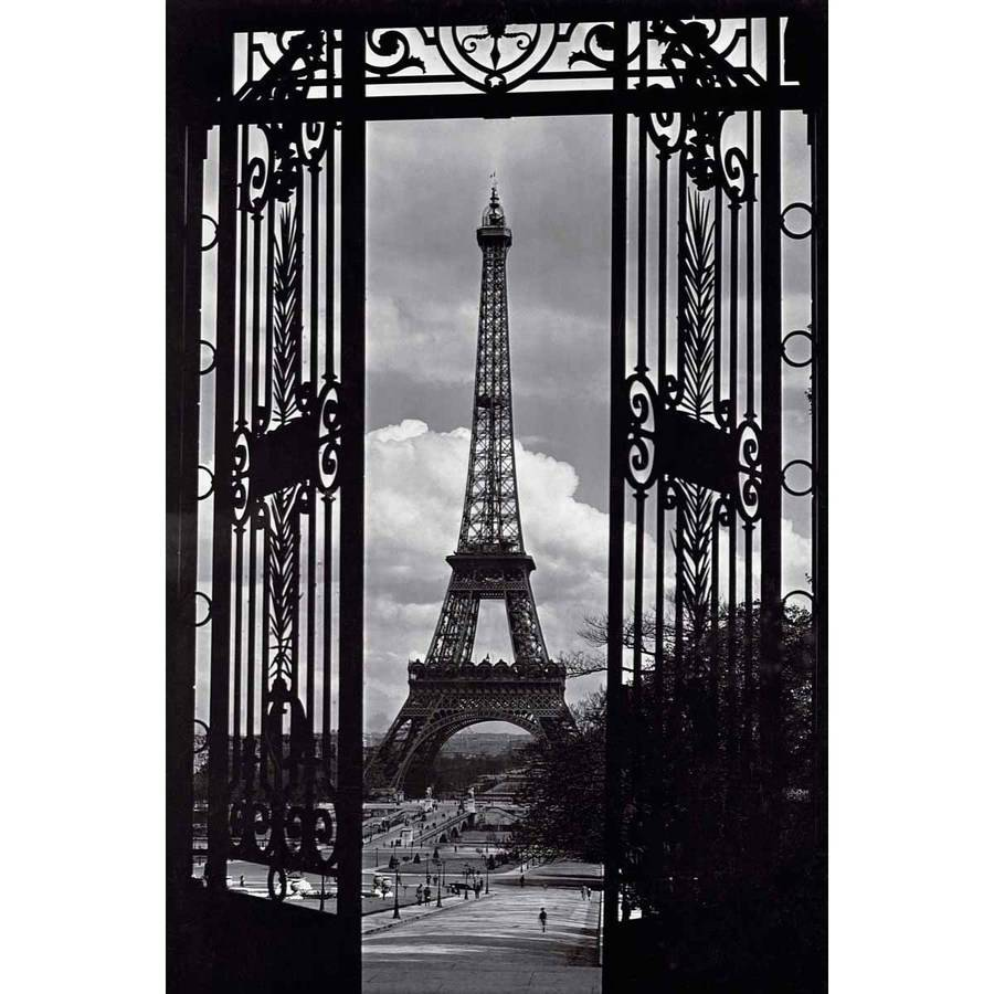Paris View Photography Art