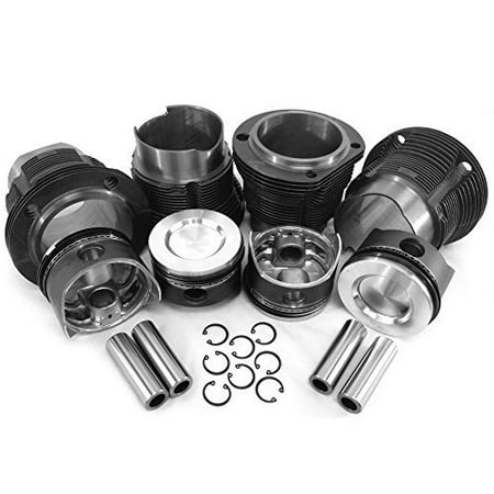 Vw Bus Accelerator - AA Performance Products 94mm 2.0 Porsche 914/ VW Type 4 Bus Piston & Cylinder Kit