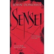 A Connor Burke Martial Arts Thriller: Sensei (Paperback)