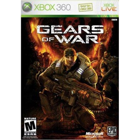 Microsoft Gears Of War (Xbox 360) - Pre-Owned