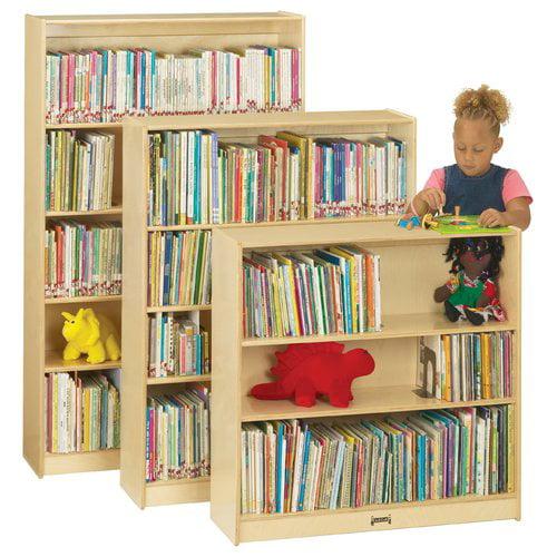 JonTi CrafT 60'' H Bookcase