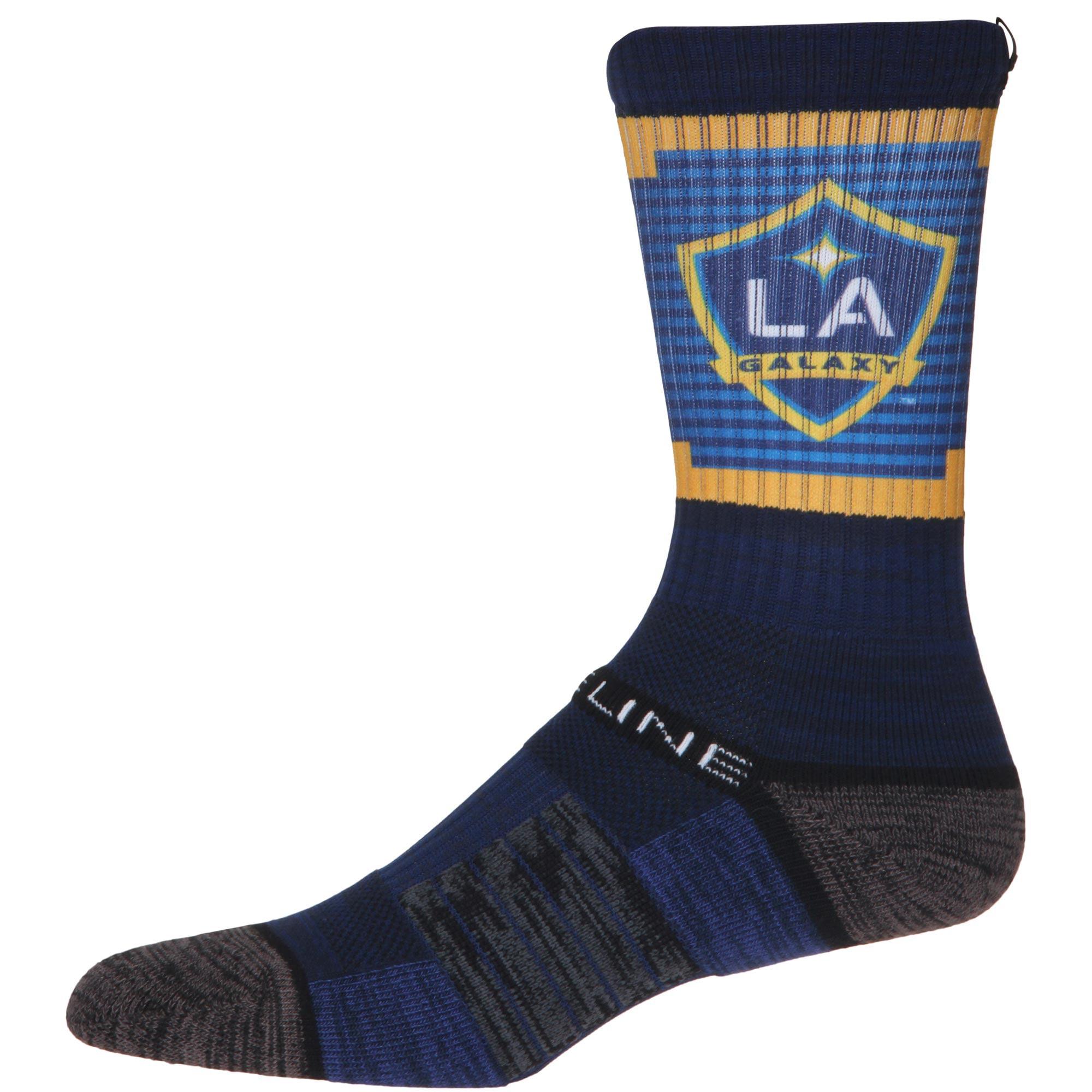 LA Galaxy Team Crew Socks - Navy - OSFA