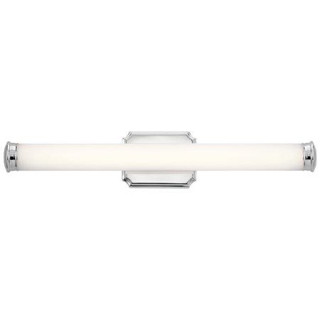 Kichler Cambria 45679 26 in. Linear Bath LED (Cambria 3 Light)