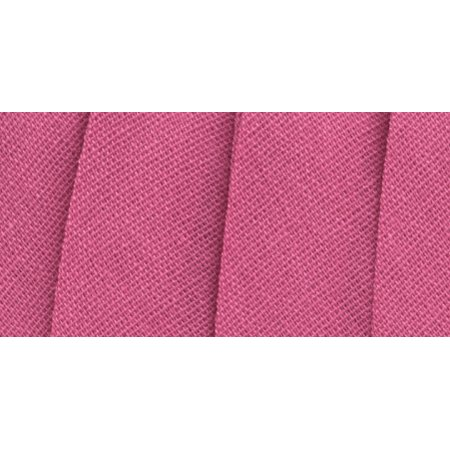 "Double Fold Bias Tape 1/2""X3yd-Bright Pink - image 1 of 1"