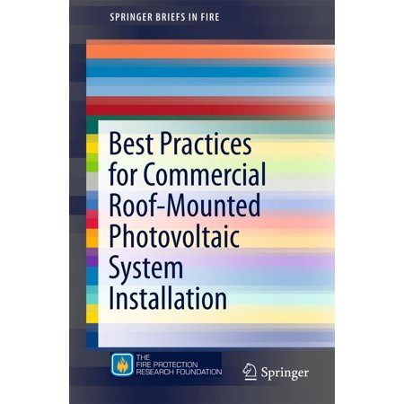 Best Practices for Commercial Roof-Mounted Photovoltaic System Installation -