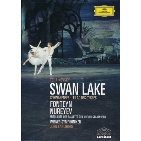 Swan Lake (DVD) (Best Swan Lake Performance)