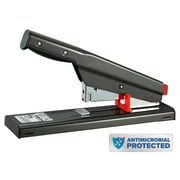 Bostitch Antimicrobial Heavy Duty Stapler, 130 Sheet Capacity, Black
