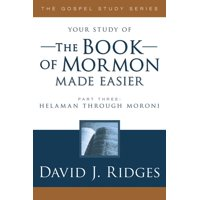 Book of Mormon Made Easier, Part 3 (Paperback)