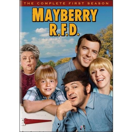 Mayberry RFD: The Complete First Season (1968-69)