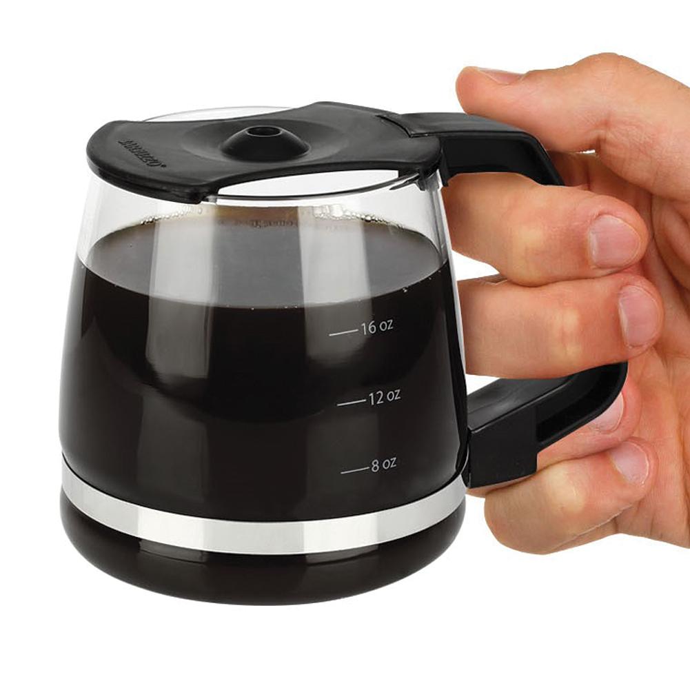 Cupa Joe Mini Glass Coffee Mug - Holds 20 Ounces ...