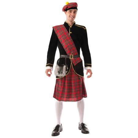 Halloween Scotsman Adult Costume](Scotsman Costume)