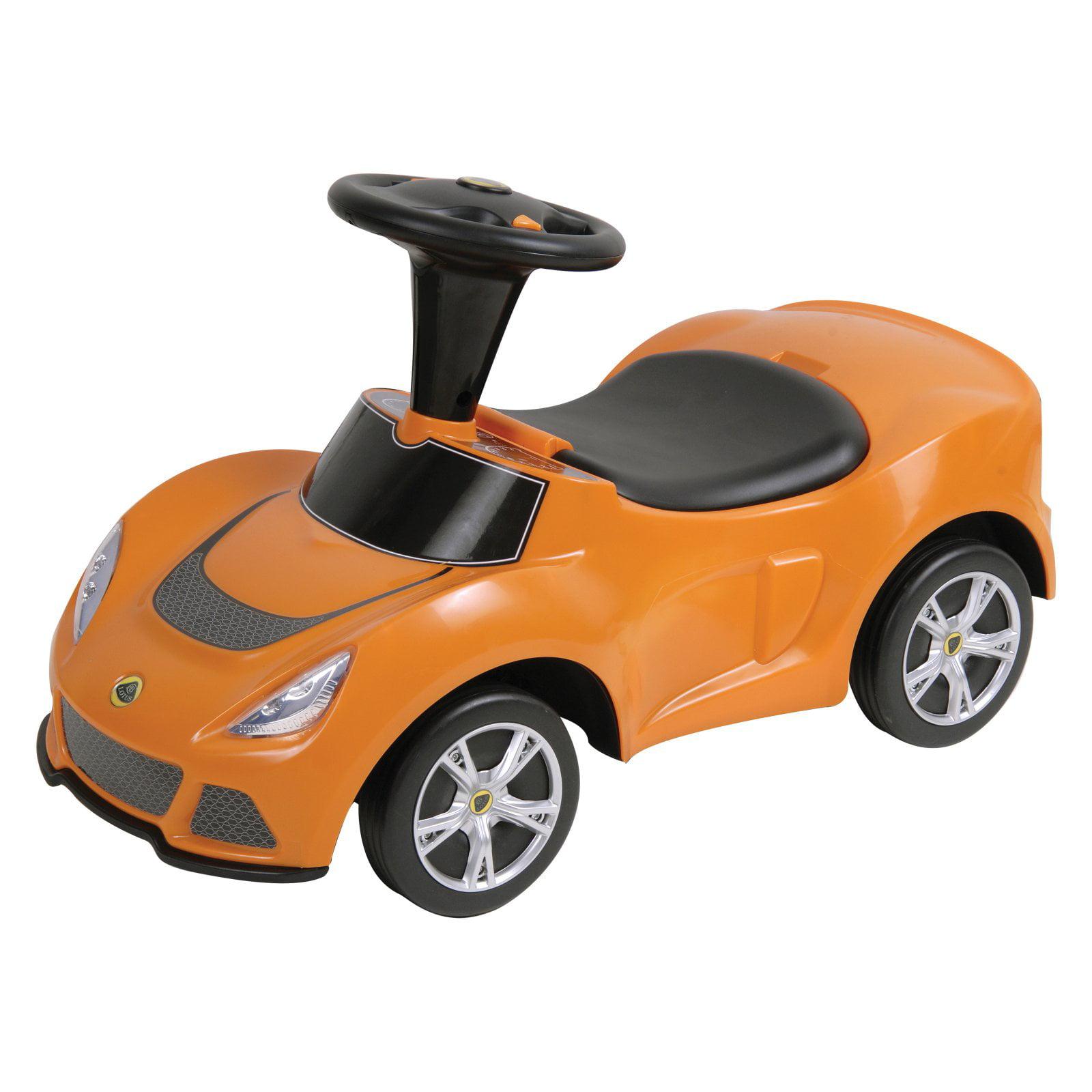 Lotus Exige S Foot-to-Floor Race Car by Dexton Kids