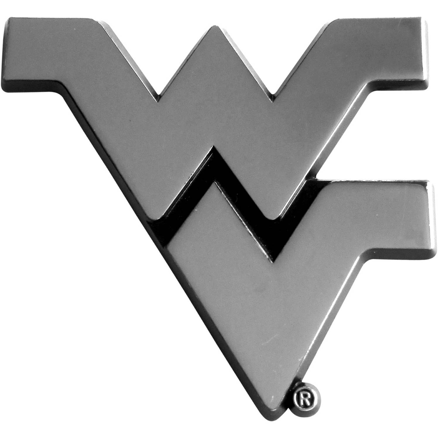 Fan Mats West Virginia University Emblem