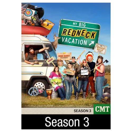 My Big Redneck Vacation: Season 3 (2013)