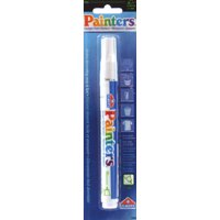 Painters Opaque Fine Point White Paint Marker, 1 Each