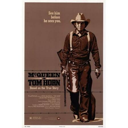 Posterazzi MOV192033 Tom Horn Movie Poster - 11 x 17 in. - image 1 de 1