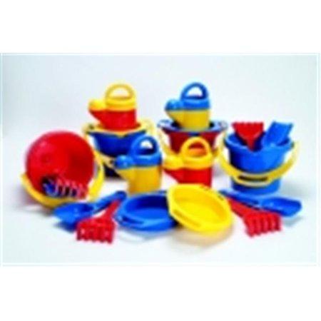 Sand And Water Multi-Tool Set - Assorted Colors, Set - 20 Sand Dollars Seashells