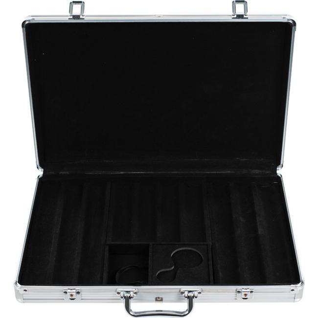 650 Capacity Chip Case - Executive Aluminum Hard Side