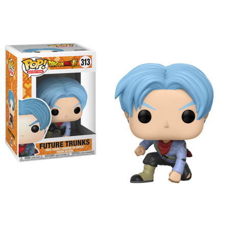 Funko 24982 Pop! Animation: Dragon Ball Super - Future Trunks