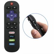 New Remote replacement RC280 for TCL Roku TV with Netflix Sling Hulu Vudu 48FS3700 65S405 49S405 55S405 40S3800 55US57