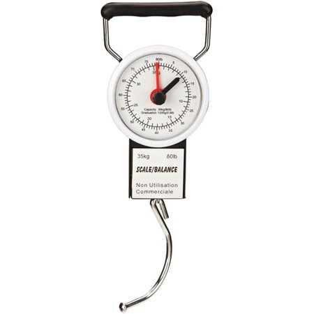 G-Force Portable Luggage Scale with Tape Measure - Walmart.com