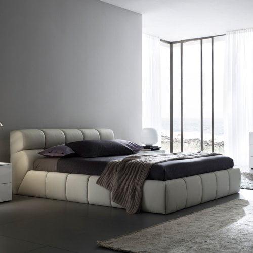 Cloud Platform Bed - Beige