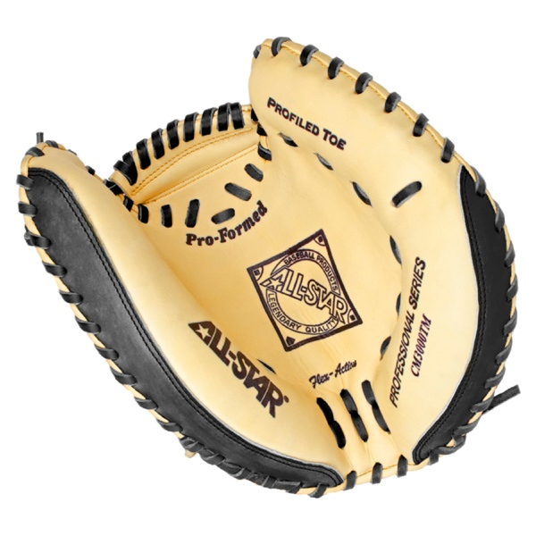 All-Star CM3000TM The Equalizer Training Mitt Throws Right Handed by ALL-STAR