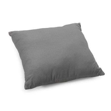 Coral Coast Nautical 20 in. Square Outdoor Toss Pillows - Set of 2 ()