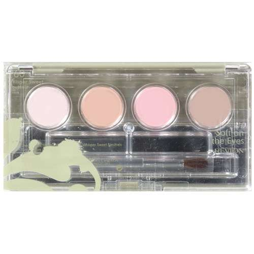 Soft On The Eyes Sheer Loose Shadow Kit - #60 Whisper Sweet Neutrals 0.85g/0.03oz