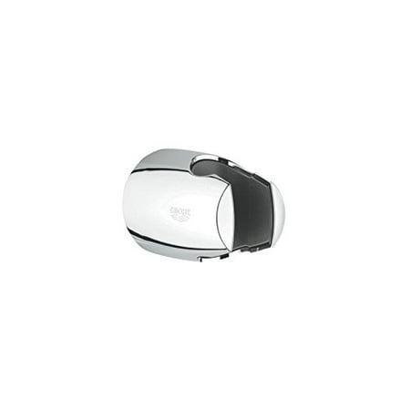 Grohe 28403000 Movario Wall Hand Shower Head, Starlight Chrome