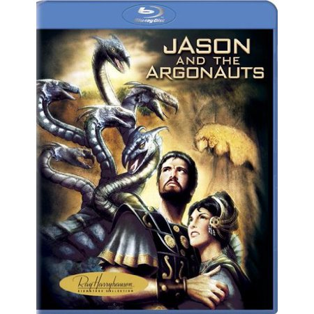 Sony Pictures Jason & The Argonauts [br/ws 1.66 A/dd (Jason And The Argonauts Blu Ray Uk)