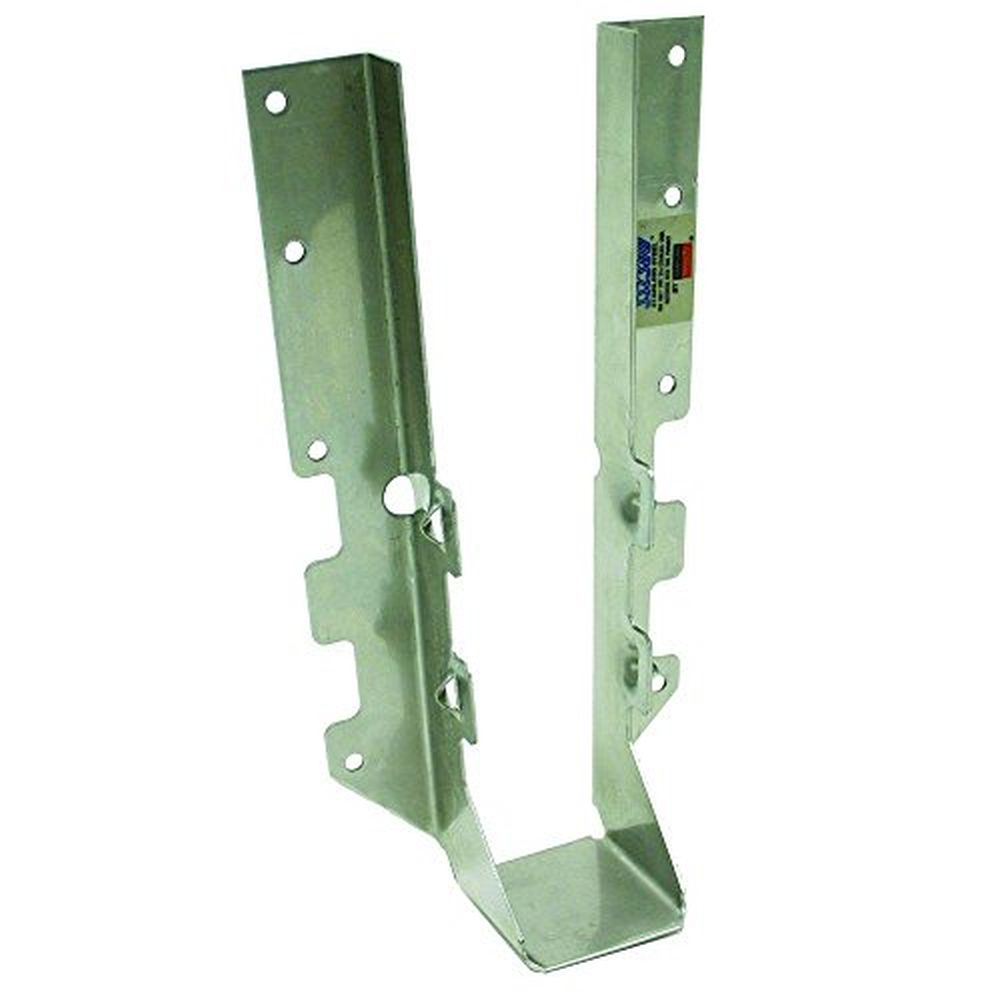 """Simpson LUS210SS Stainless 2""""x10"""" Double Shear Face Mount Joist Hanger"""