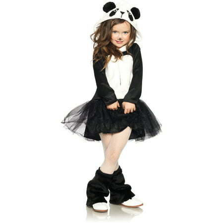 Pretty Panda Child Halloween - Panda Bear Halloween Costume