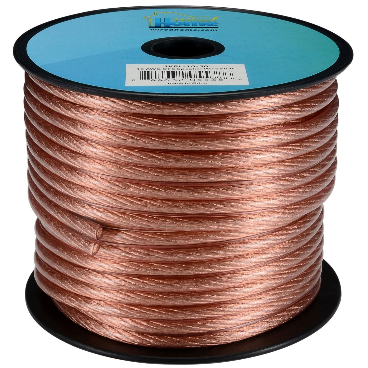 Skrl 10 50 Awg Ofc Speaker Wire Ft Ship From Usabrand Home Wiring Wired