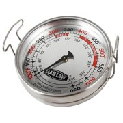 """Man Law  Large 3.2"""" Grill Surface Thermometer"""