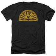 Sun Traditional Logo Mens Heather Shirt