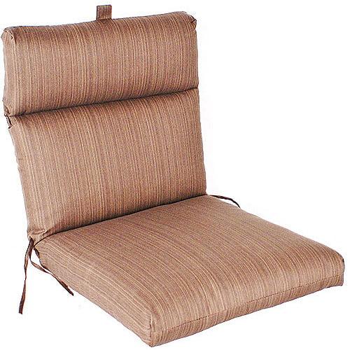 Generic Jordan Manufacturing Outdoor French Edge Chair Cushion,