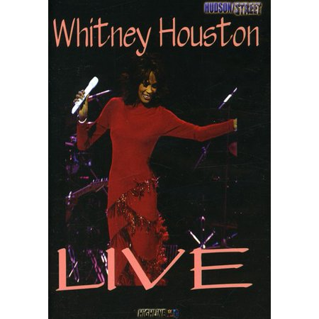 Whitney Houston Live (DVD) (Whitney Houston Halloween)