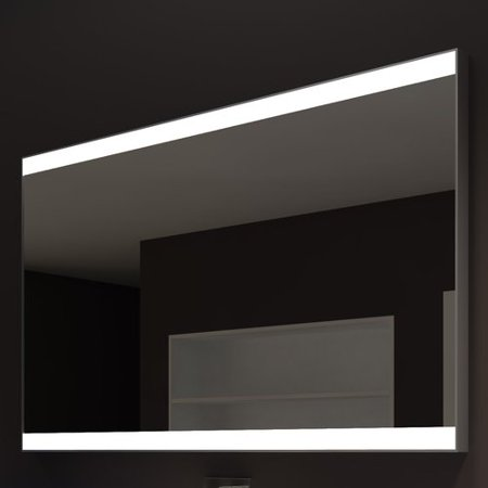 Orren Ellis Kristian Illuminated Bathroom Vanity Wall Mirror