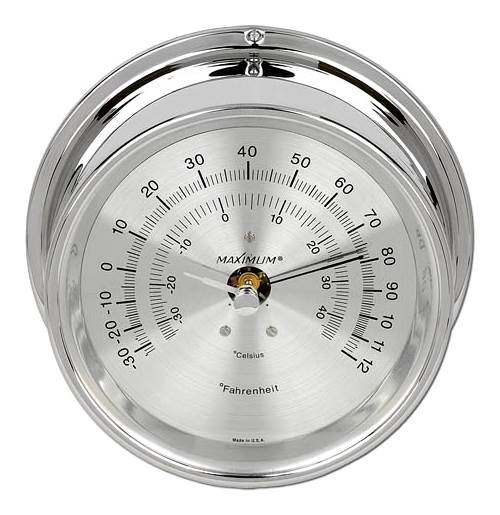 Dual Scale Thermometer - Mini-Max