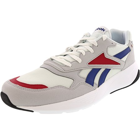 Tennis Pro Halloween Costume (Reebok Men's Royal Dashonic Grey / White Dark Red Black Ankle-High Mesh Sneaker -)