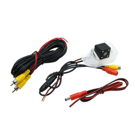 Ccd Light - DC 12V HD CCD Car Auto Rear View Reverse Camera with LED Light for Colt Lancer