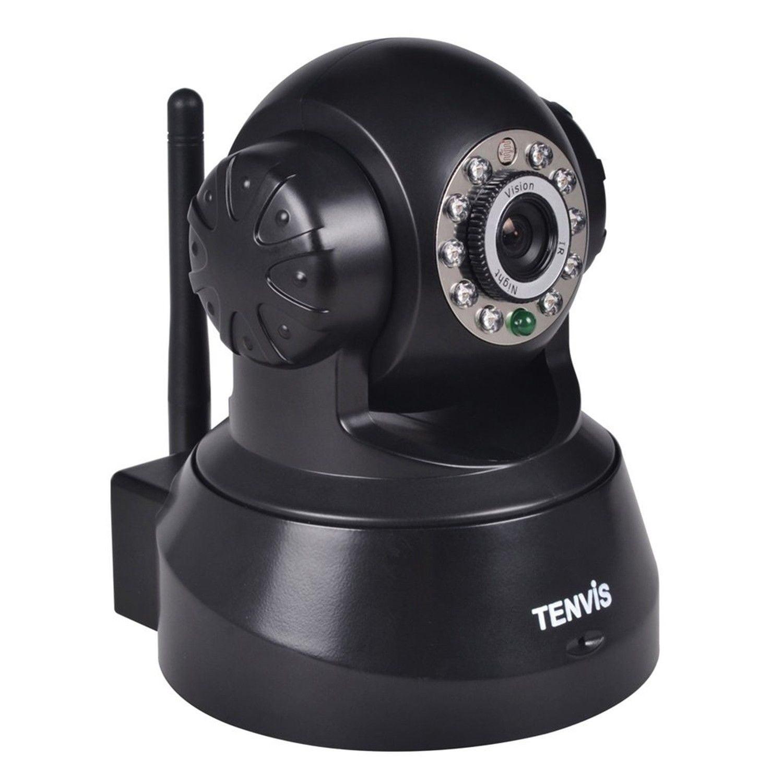 Tenvis JPT3815W Wireless IP Pan/Tilt/ Night Vision Intern...