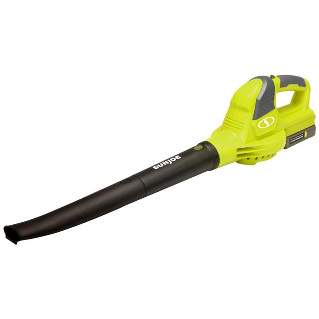 Cordless Blower and Sweeper, Green
