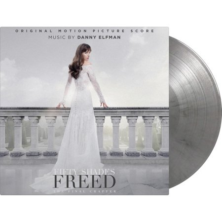 Fifty Shades Freed Soundtrack (Vinyl) (Limited Edition)