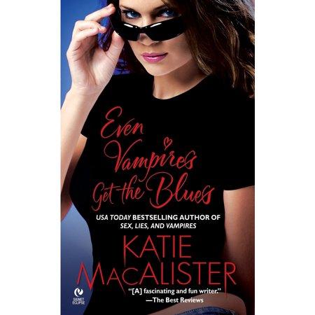 Even Vampires Get the Blues - Get The Vampire Look For Halloween